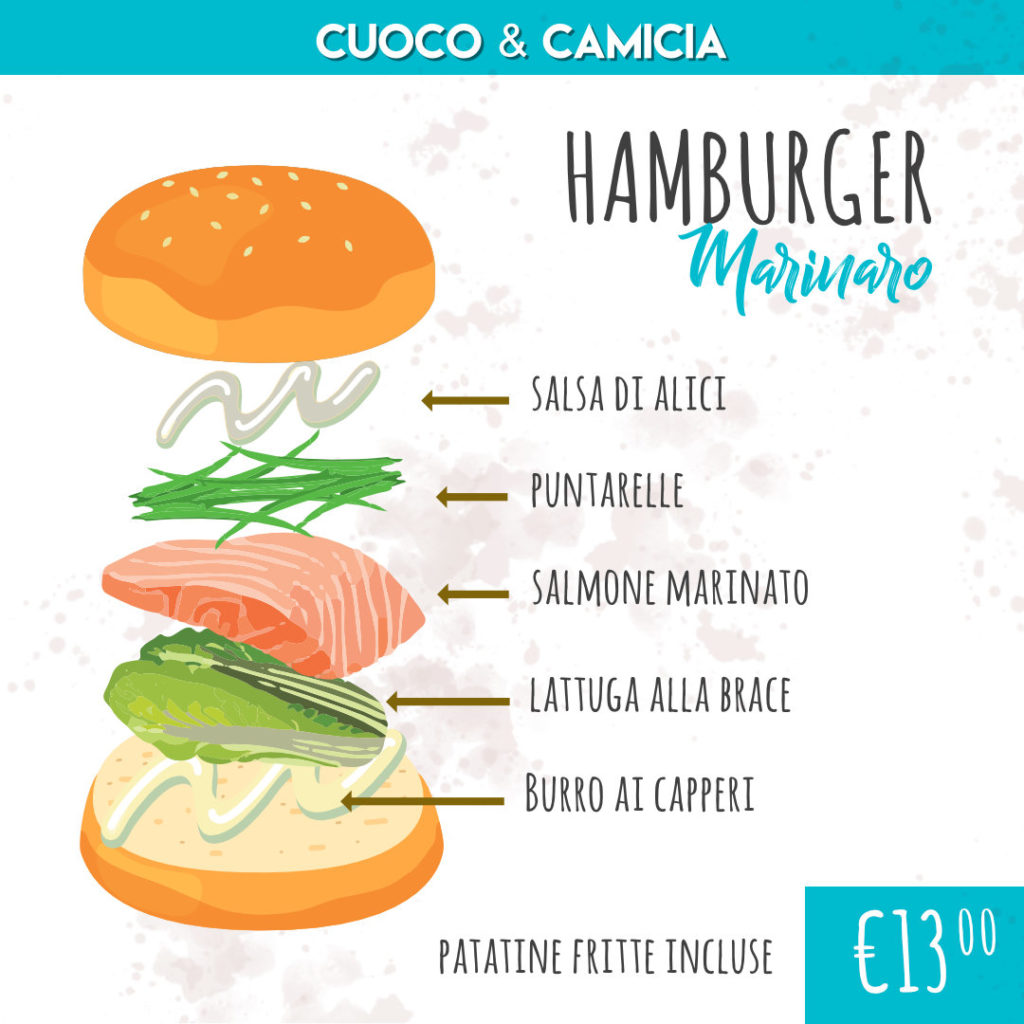 Hamburger Marinaro